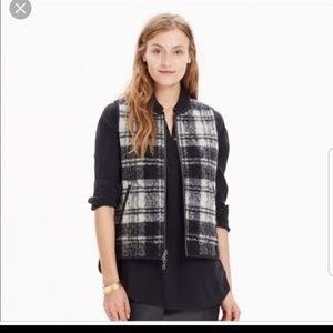 Madewell Reversible Vest Sz S